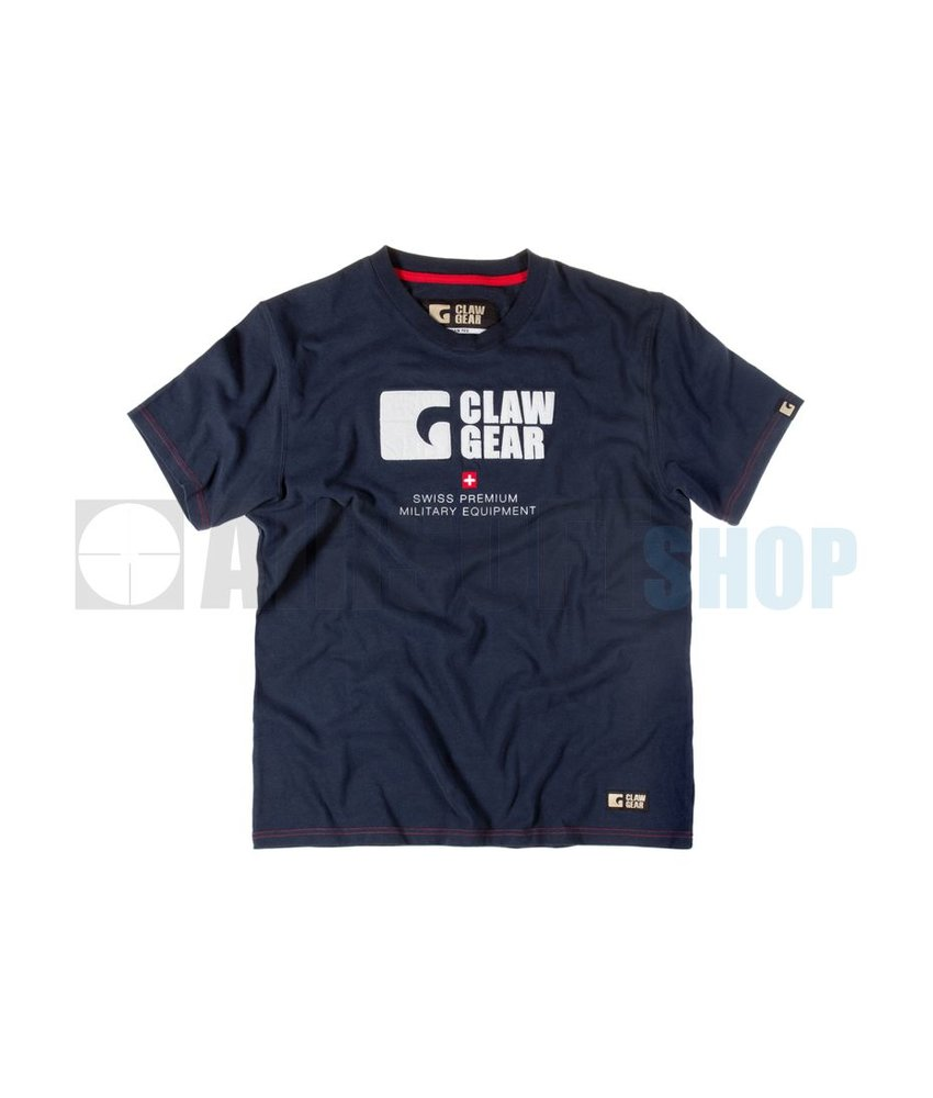 Claw Gear T-Shirt Navy Blue