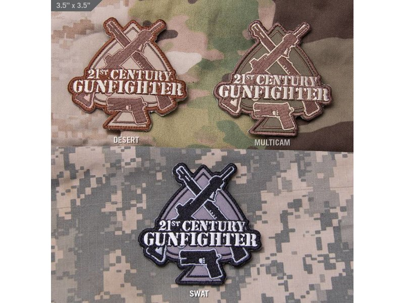 MIL-SPEC MONKEY 21st Century Gunfighter Patch
