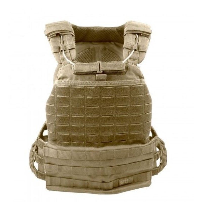 5.11 Tactical TacTec Plate Carrier (Sandstone)