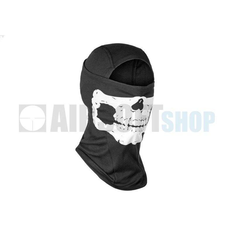 Invader Gear MPS Death Head Balaclava (Black)