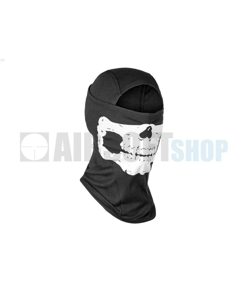 Invader Gear MPS Death Head Balaclava (Black)