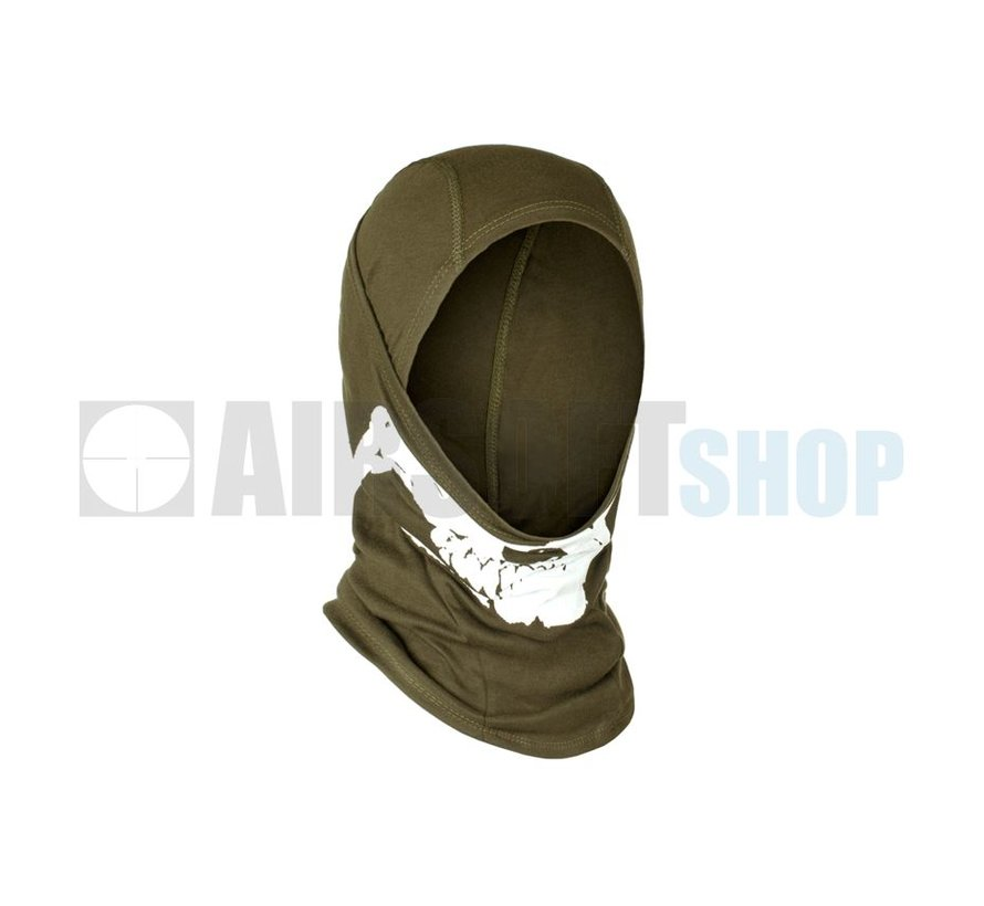 MPS Death Head Balaclava (Olive Drab)