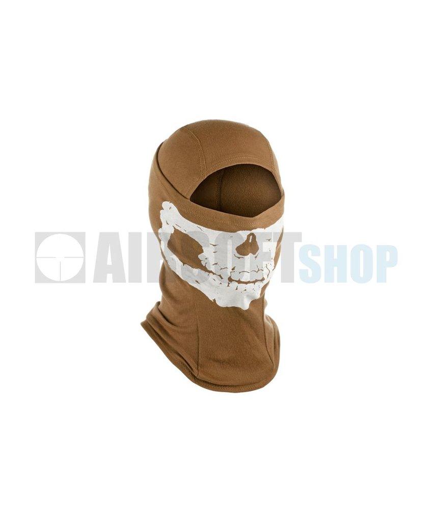 Invader Gear MPS Death Head Balaclava (Coyote)