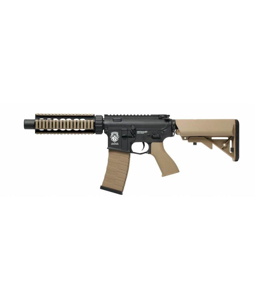 G&G GR4 CQB-S Mini Blowback Black (M90)