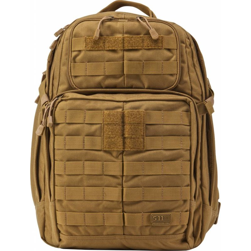 5.11 Tactical RUSH 24 Backpack (Flat Dark Earth)