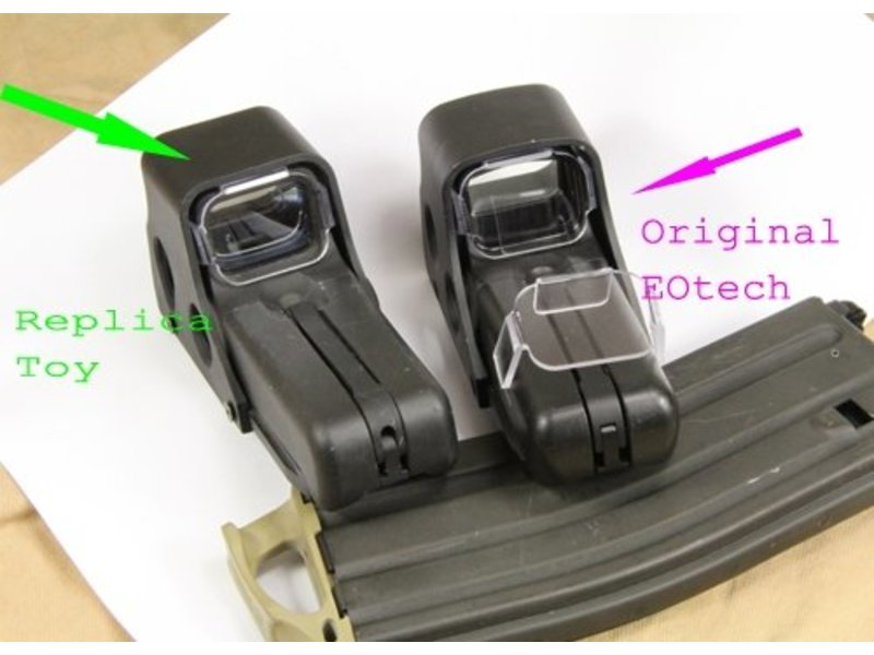Guns Modify Lens Protector EOTech