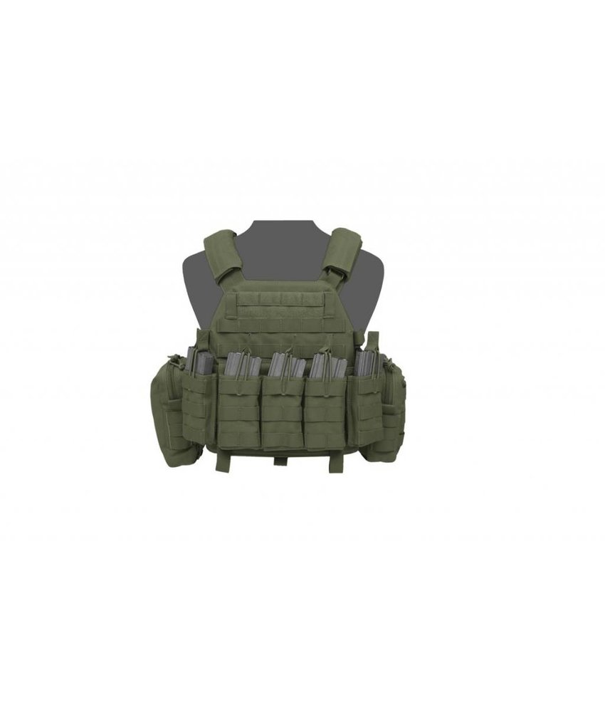 Warrior DCS DA 5.56mm (Olive Drab)