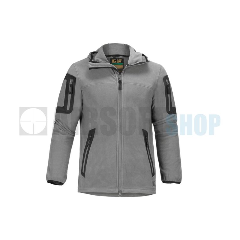 Claw Gear Aviceda Fleece Hoody (Solid Rock)