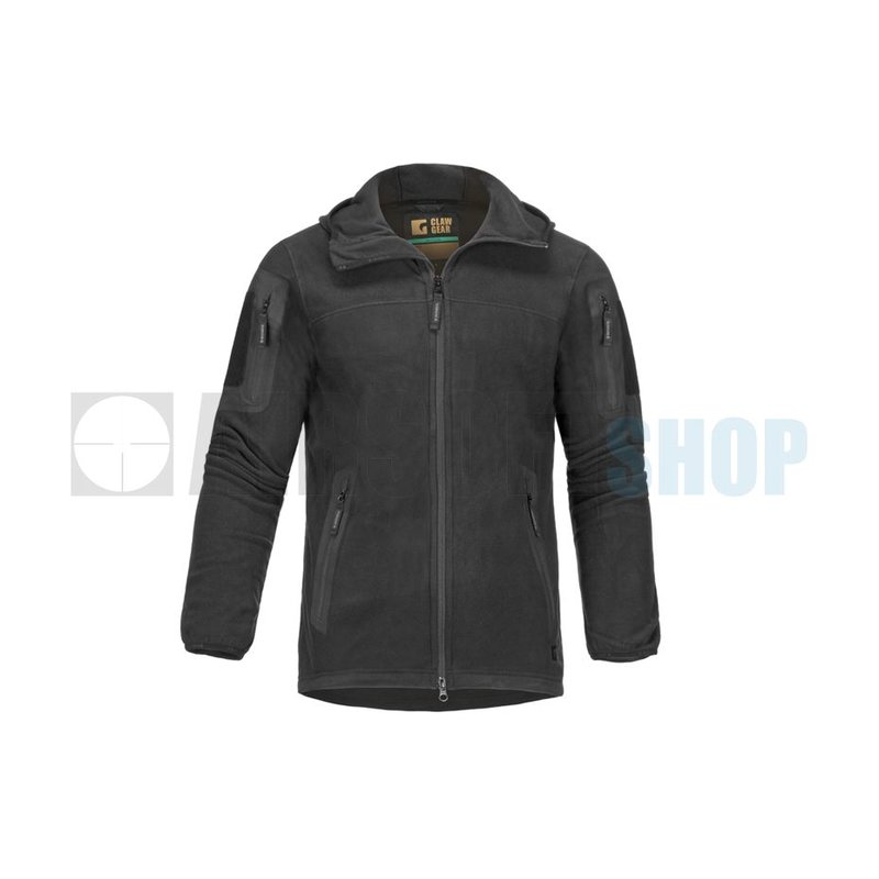 Claw Gear Aviceda Fleece Jacket (Black)
