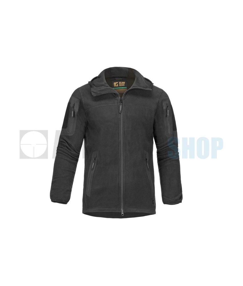 Claw Gear Aviceda Fleece Hoody (Black)
