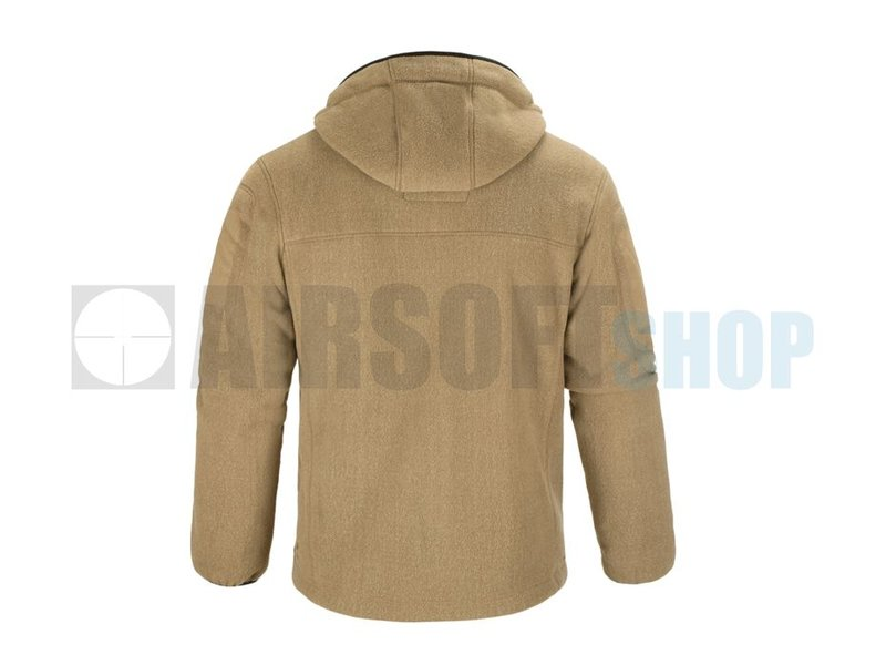 Claw Gear Milvago Fleece Jacket (Coyote)