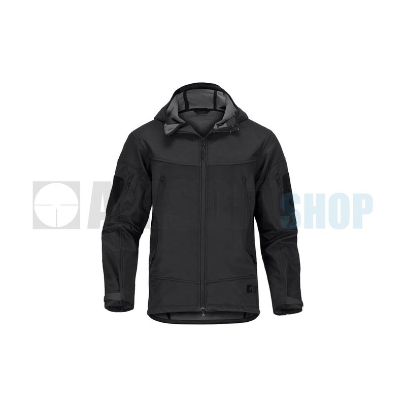 Claw Gear Harpagus Softshell Jacket (Black)