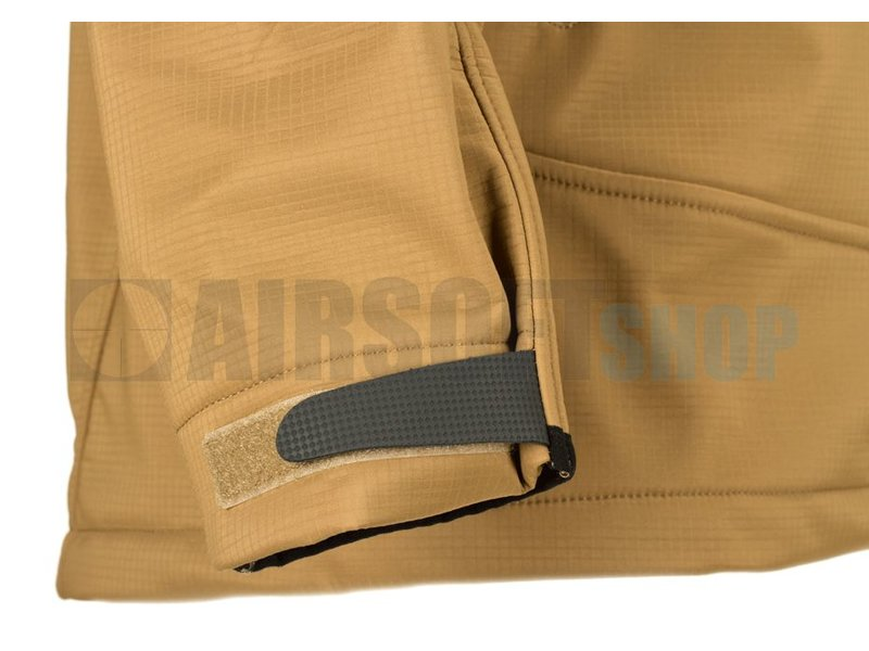 Claw Gear Harpagus Softshell Jacket (Coyote)