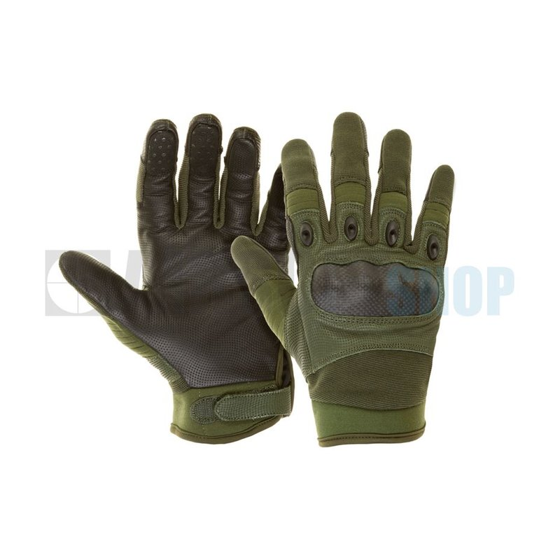 Invader Gear Assault Gloves (Olive Drab)
