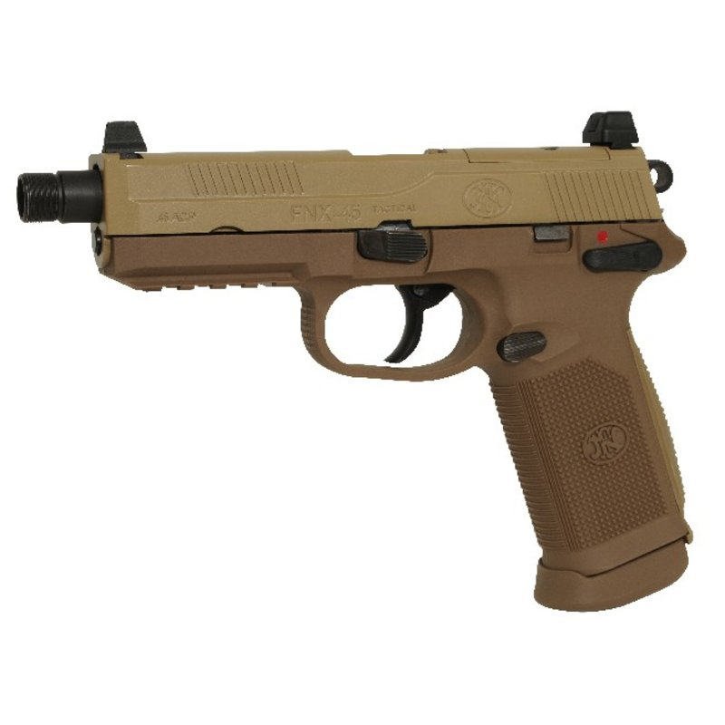 Cybergun FN FNX-45 Tactical GBB