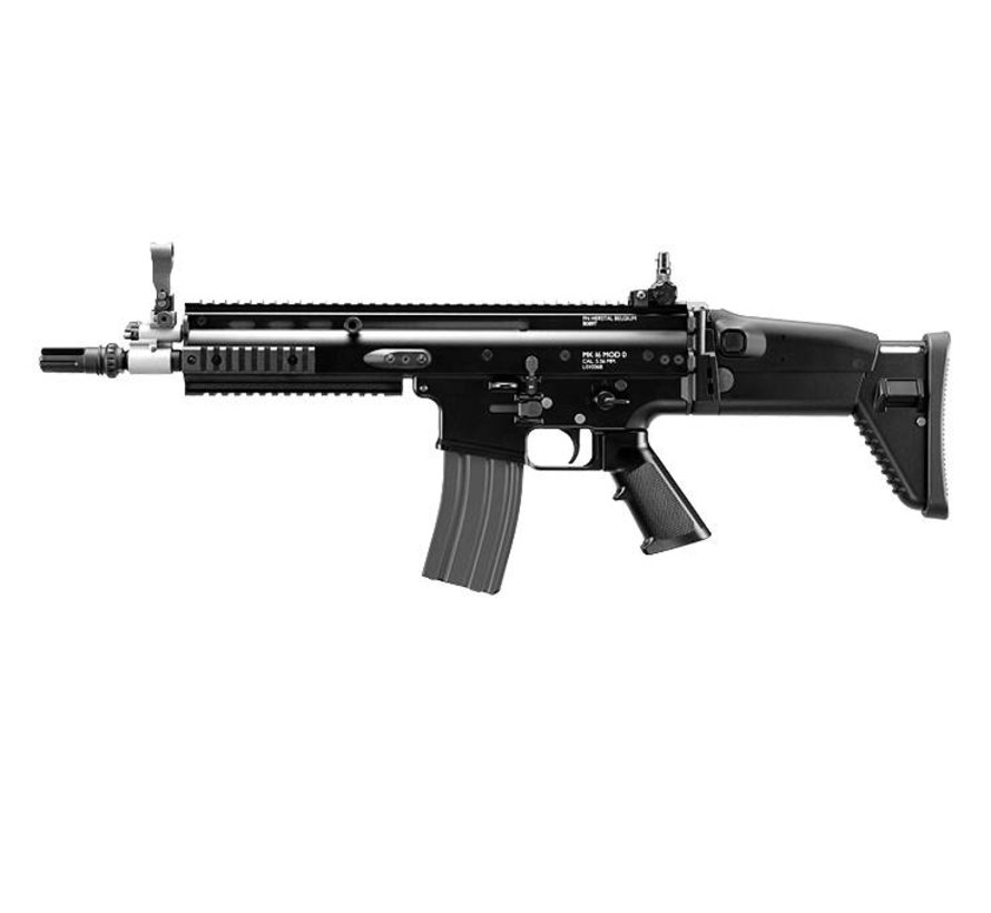 NEXT-GEN SCAR-L CQC (Black)