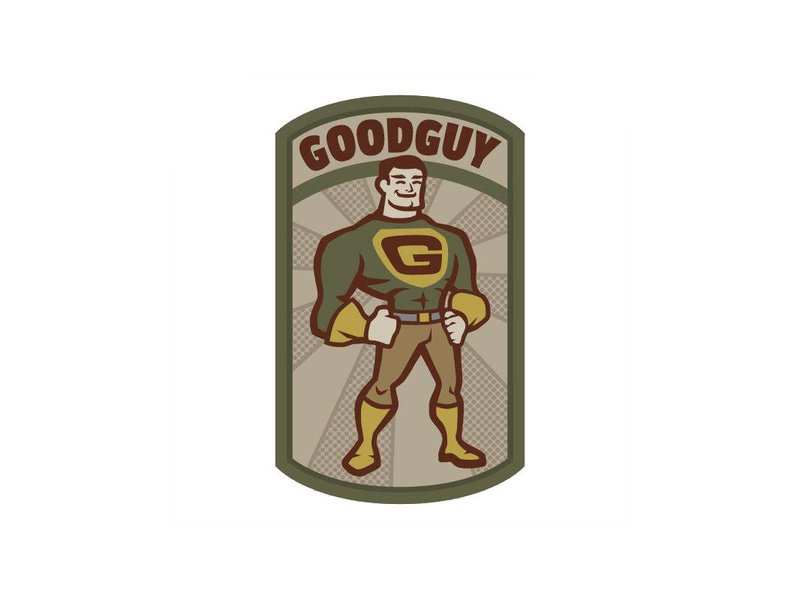 MIL-SPEC MONKEY GoodGuy PVC Patch