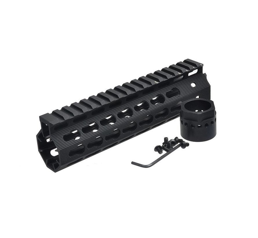 Strike Industries Mega Fins Handguard Rail 7""