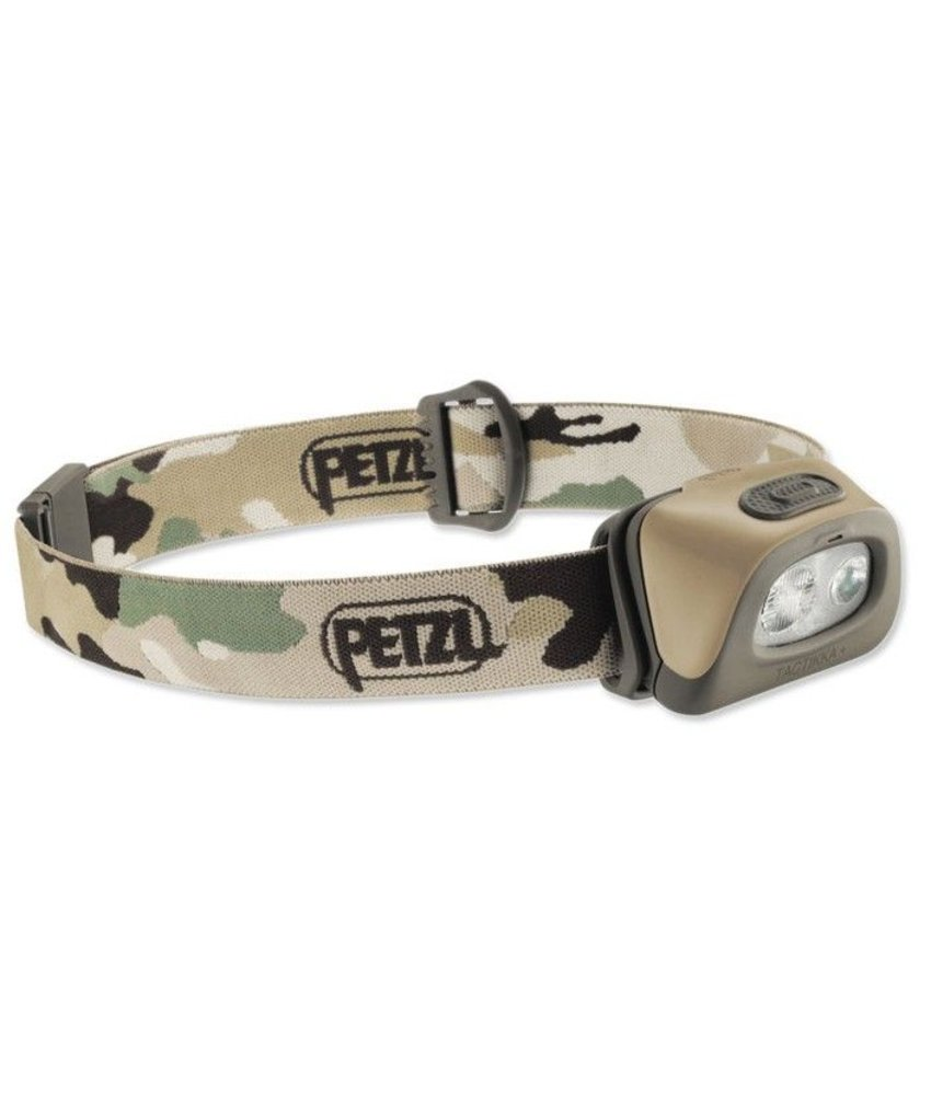 Petzl Headlamp TACTIKKA + (Camo)