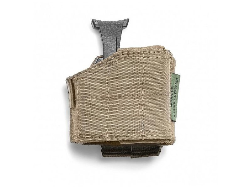 Warrior Universal Pistol Holster (Coyote Tan)