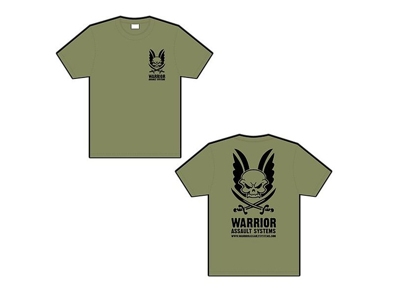 Warrior T-Shirt Olive Drab