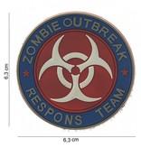 Zombie Outbreak Respons Team PVC Patch (Color)