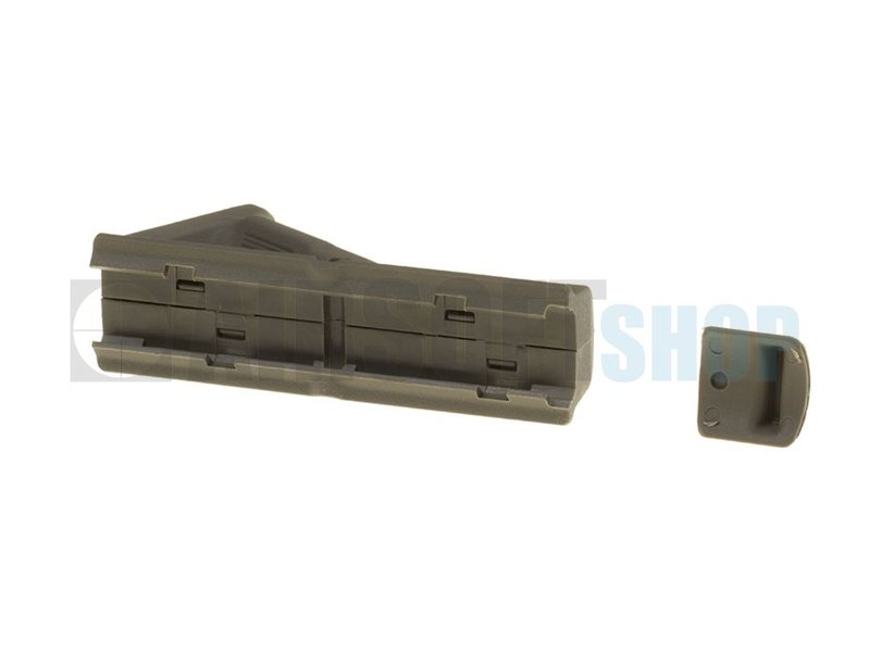 Element AFG-2 Angled Fore Grip (Olive Drab)