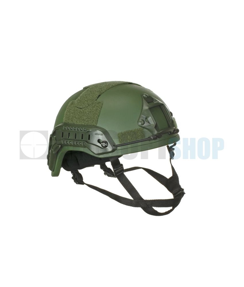 Emerson ACH MICH 2001 Helmet - Special Version (Olive Drab)