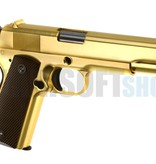 WE M1911 Gold GBB
