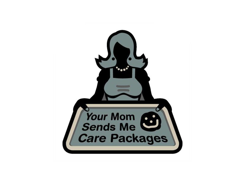 MIL-SPEC MONKEY Your Mom Sends Patch