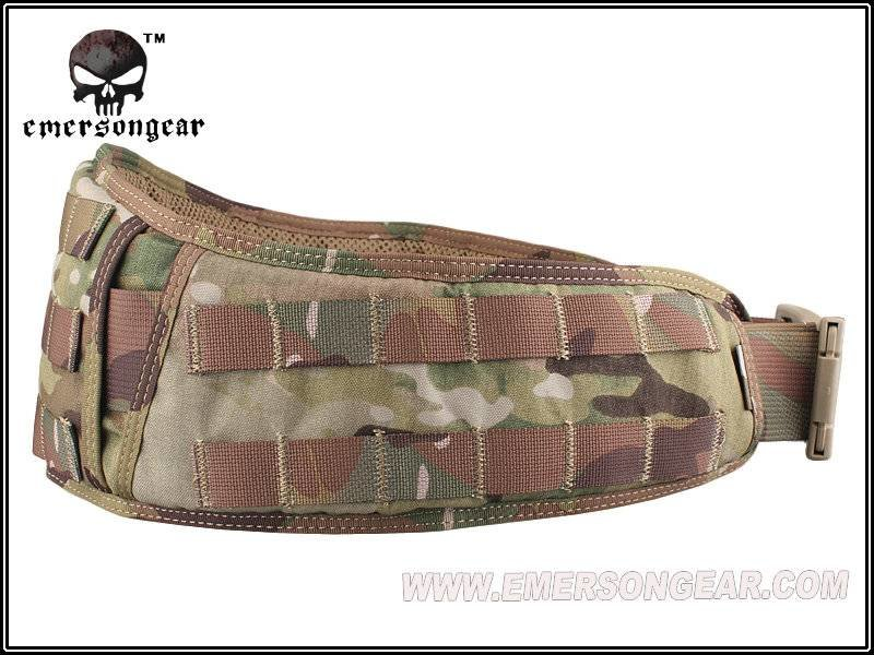 Emerson Padded MOLLE Waist Belt (AOR1)