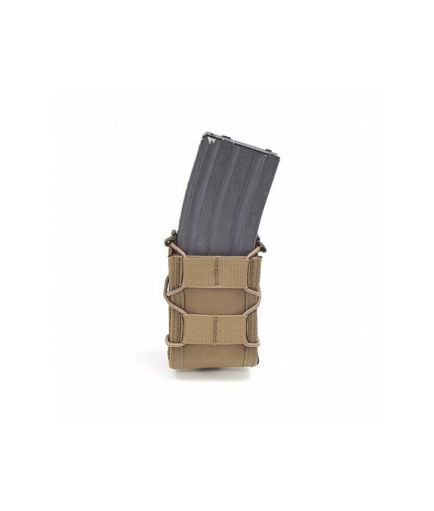 Warrior Single Quick Mag Pouch (Coyote Tan)