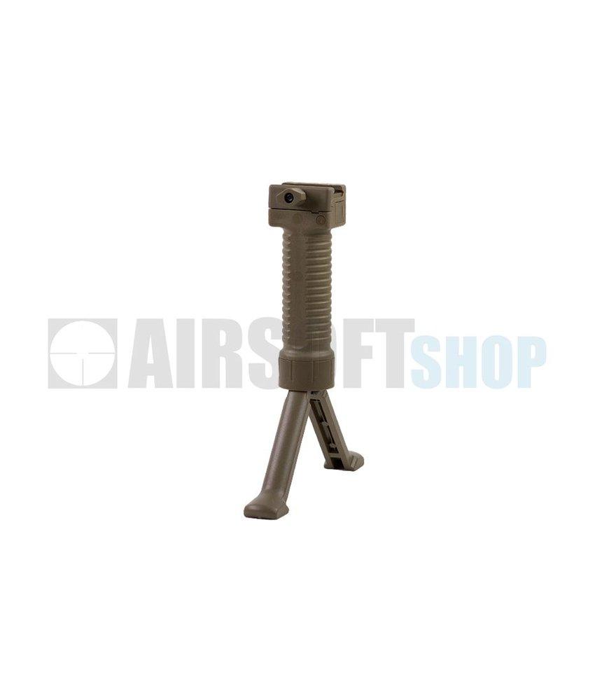 Battle Axe Tactical Bipod Grip (Tan)