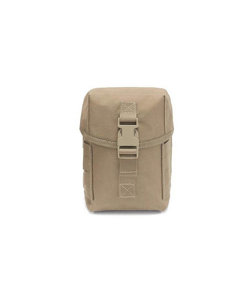 Warrior Medium General Utility Pouch (Coyote Tan)