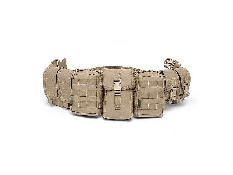 Warrior Medium General Utility Pouch (Coyote Tan)