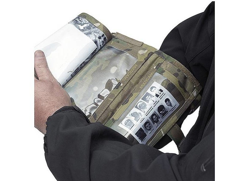 Warrior Tactical Wrist Case (Multicam)