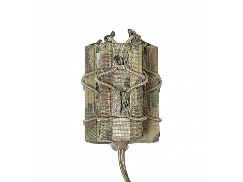 Warrior Single Quick Mag + Single Pistol Pouch (Multicam)