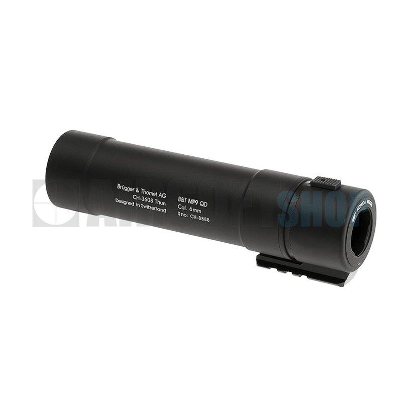 KWA B&T MP9 QD Silencer (Black)