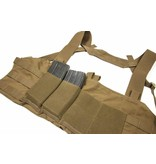 Blue Force Gear Ten-Speed M4 Chest Rig (Coyote)