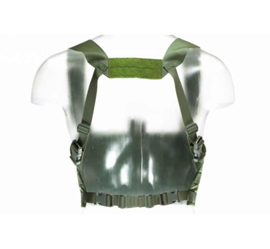 Ten-Speed M4 Chest Rig (Olive Drab)