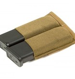 Blue Force Gear Ten-Speed Double Pistol Mag Pouch (Coyote Brown)