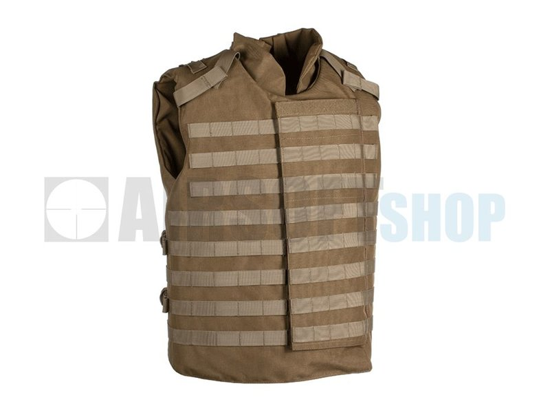 Invader Gear Interceptor Body Armor (Coyote Brown)