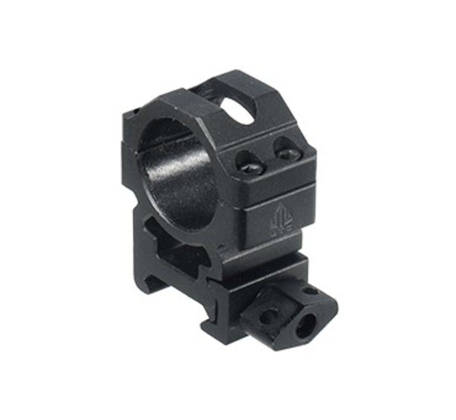 25.4mm CNC Mount Rings (Medium)