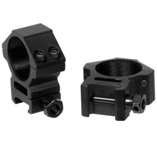 Leapers / UTG 30mm Mount Rings (Medium)