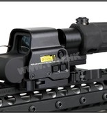 Emerson Holosight EXPS3 Red Dot + G33 3x Magnifier