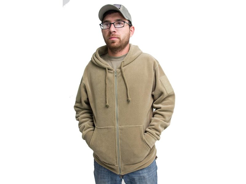 MIL-SPEC MONKEY Hoodie Polar1 (Dusty Brown)