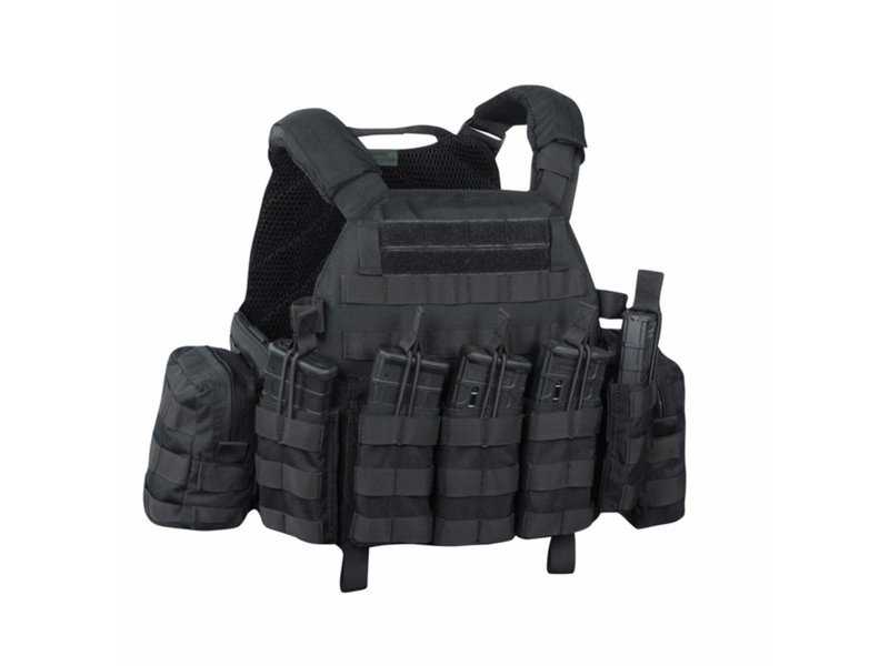 Warrior DCS DA 5.56mm (Black)