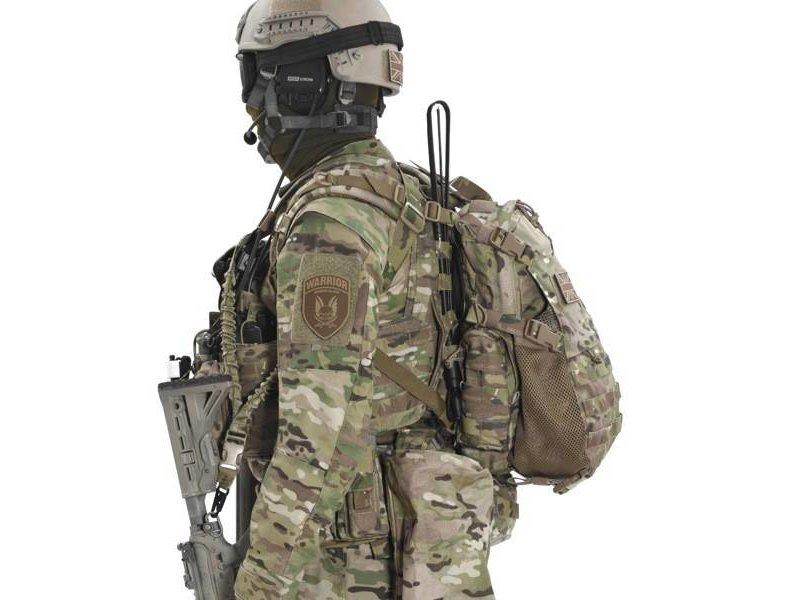Warrior Helmet Cargo Pack (Multicam)