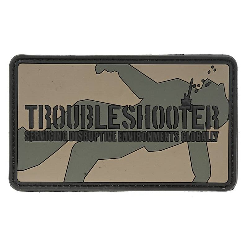 Haley Strategic Troubleshooter PVC Patch