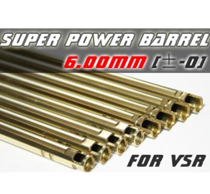 Super Power 430mm Barrel 6.00mm Inner Barrel VSR-10